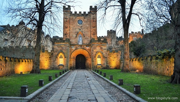 Durham Castle UK