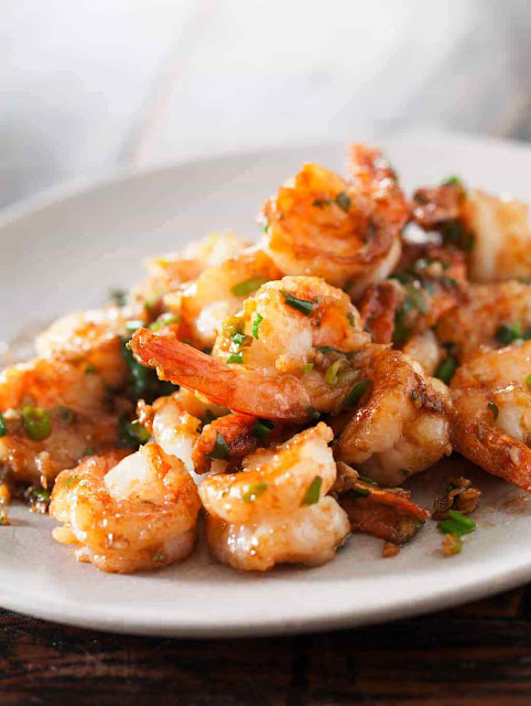 Chinese Shrimp - 4