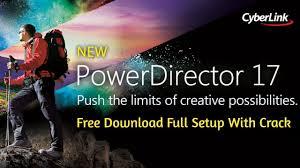 CyberLink PowerDirector Ultimate 17 Full Version