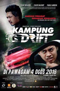 Download film Kampung Drift Full Movie Bluray (2016)