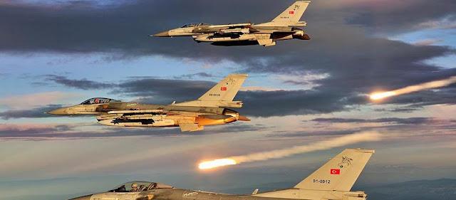 Συρία: Αερομαχίες μεταξύ ρώσων και τούρκων