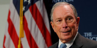 Could Mike Bloomberg be the president of the United States