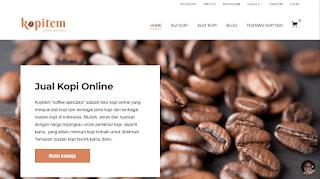Website coffee