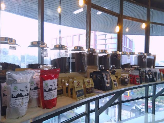bencoolen coffee shop, jakbook pasar kenari lama