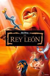 El rey león (The Lion King) (1994) Online Español latino hd