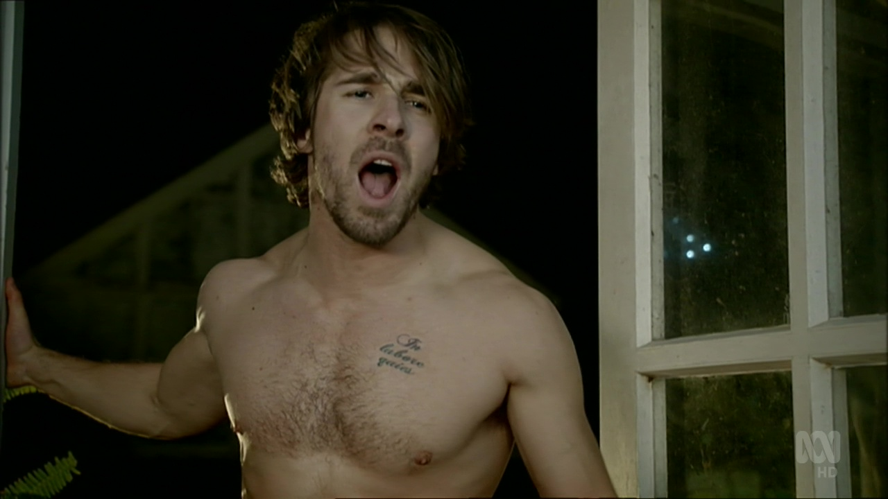 """Giovanni Ribisi Naked auscaps: hugh sheridan nude in the divorce 1-04 """"episode #1.4"""""""