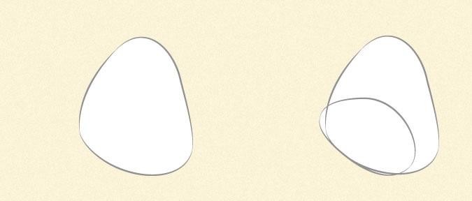 Anime tangan memegang pena atau pensil dasar dan ibu jari
