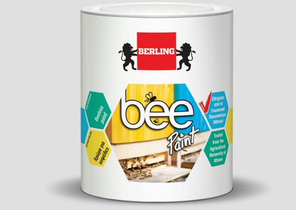 Ειδικό χρώμα κυψελών Bee Paint της Berling