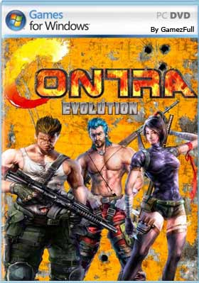 Contra Evolution 2010 PC Full MEGA