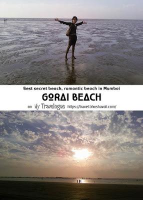 Gorai Beach Mumbai Pinterest