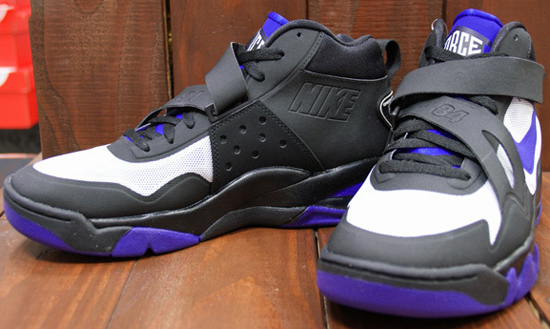 1448e26da16 ajordanxi Your  1 Source For Sneaker Release Dates  Nike Air Force Max CB 2  Hyperfuse Black Bright Concord-White September 2013