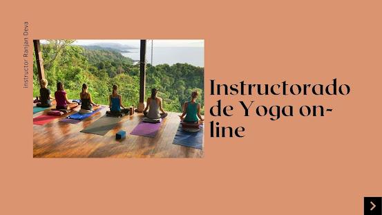 Profesorado e instructorado de Yoga