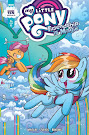 MLP Friendship is Magic #96 Comic Cover Retailer Incentive Variant