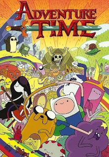 Hora de Aventura (Adventure Time) Temporada 05 Audio Latino