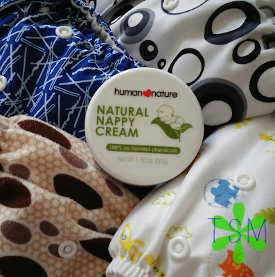 TSM Review: human Heart Nature Diaper Cream