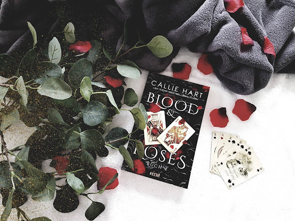 Cover Reveal Blood And Roses. Frattura di Callie Hart