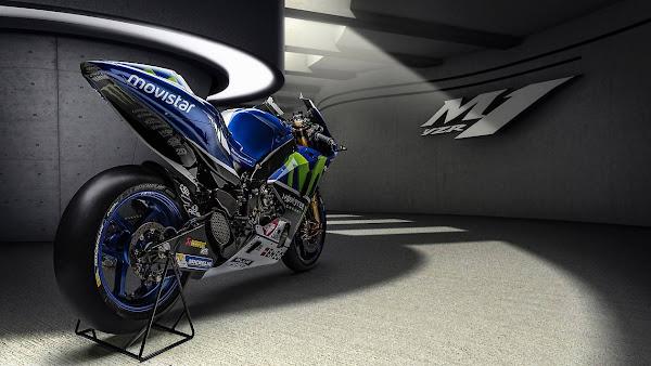 Yamaha YZR-M1 2016 MotoGP Wallpaper-4