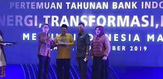 Gubernur Jambi Secara Resmi Membuka Pertemuan Tahunan Bank Indonesia Perwakilan Jambi.