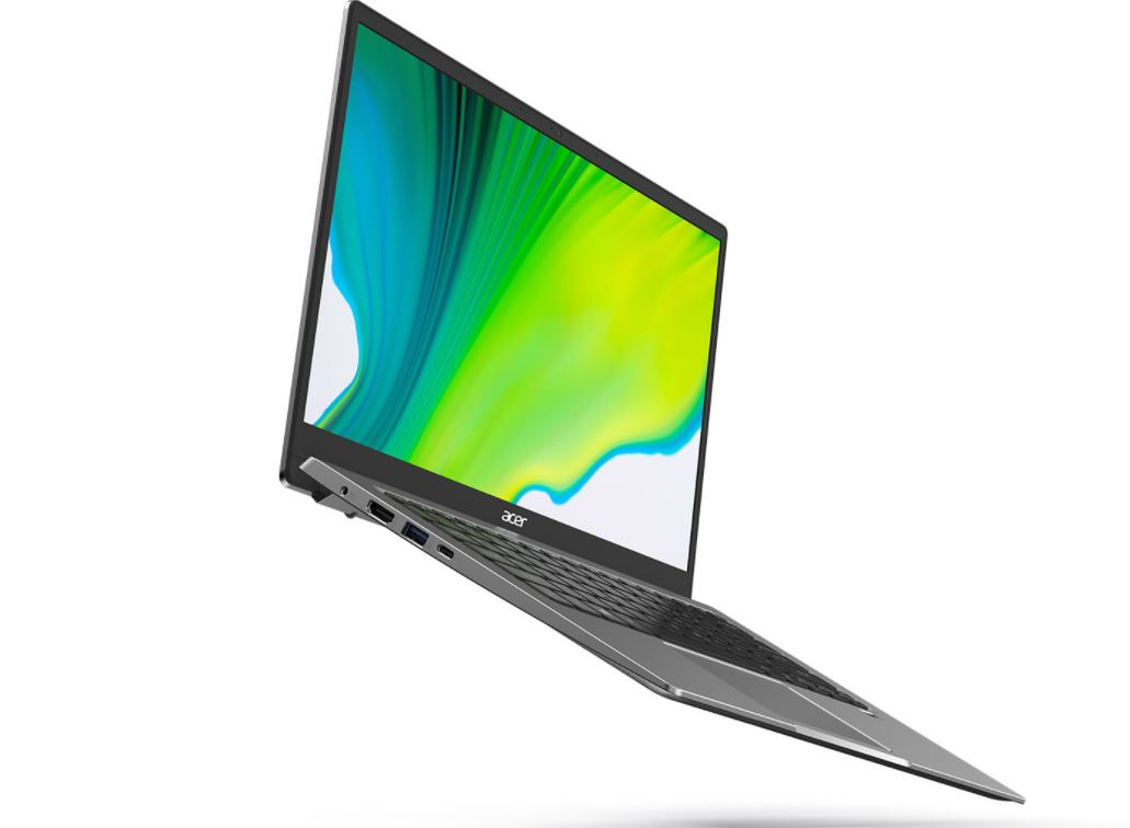 Acer Swift 1 SF114-33 P86X, Ultrabook Termurah Bertenaga Intel Pentium Silver N5030
