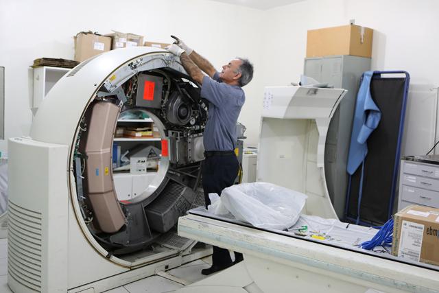Hospital Regional de Ceilândia está realizando tomografias