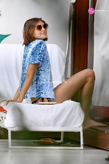 Kaia Gerber in tiny wet black bikini tongue kissing Pete Davidson in Miami Beach Pool Celebs.in Exclusive 020