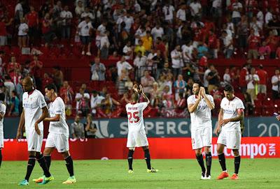 Crónica Sevilla FC 0 - FC Barcelona 2