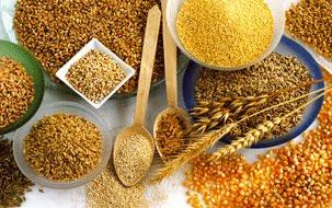 imagen de cereales y legumbres