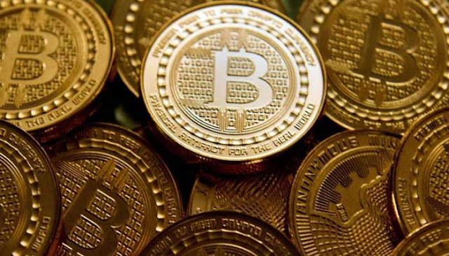 Bitcoin hits record high price of $33,300