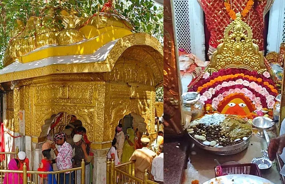 order chintpurni temple prasad
