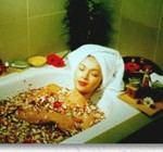 Herbal Bath best for Bridal