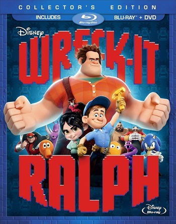 Wreck It Ralph 2012 Dual Audio Hindi Bluray Movie Download