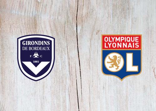 Bordeaux vs Olympique Lyonnais -Highlights 11 January 2020
