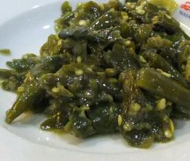 resep sambal ijo padang praktis
