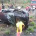 Uma pessoa morre e seis ficam feridas após carro capota  no Maranhão