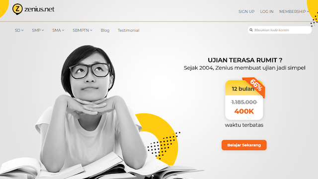 Free Akun Zenius Premium Gratis 2021 Akun Gratis