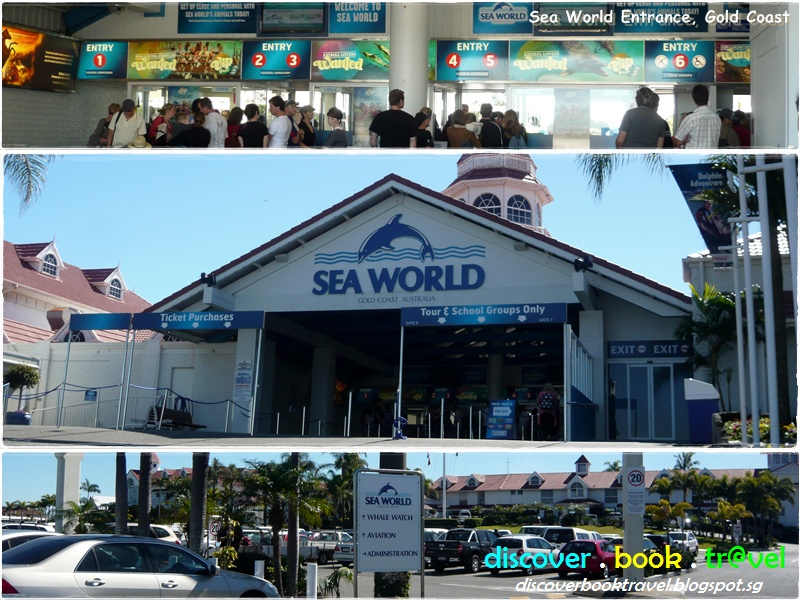 Sea world gold coast an amazing day of fun with marine animals download a map of sea world gold coast here gumiabroncs Choice Image