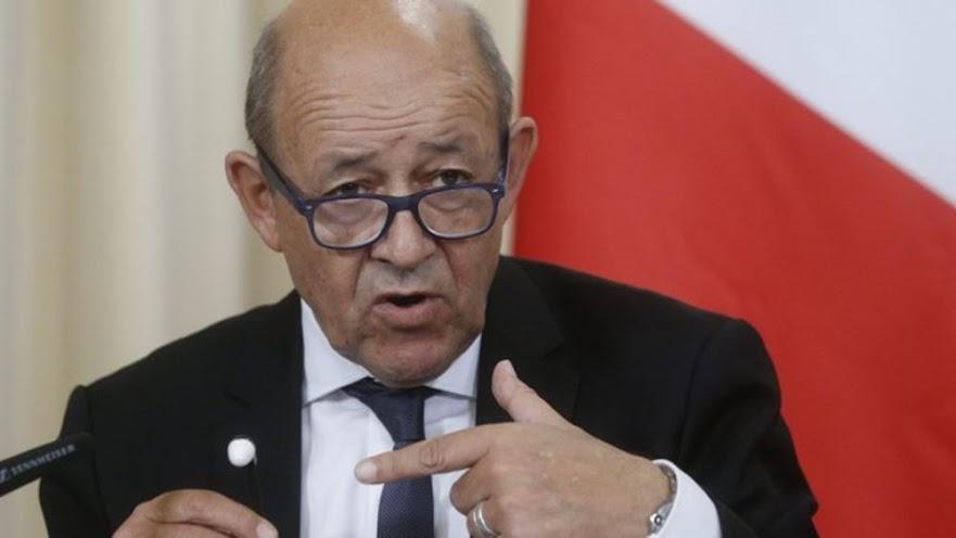 Γάλλος ΥΠΕΞ σε Τουρκία: Οι κατευναστικές δηλώσεις δεν επαρκούν