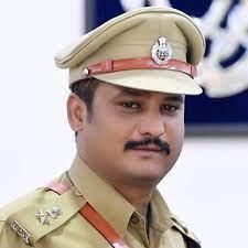 एसपी अजय साहनी को मिला दोबारा राष्ट्रपति पदक  | #NayaSaberaNetwork
