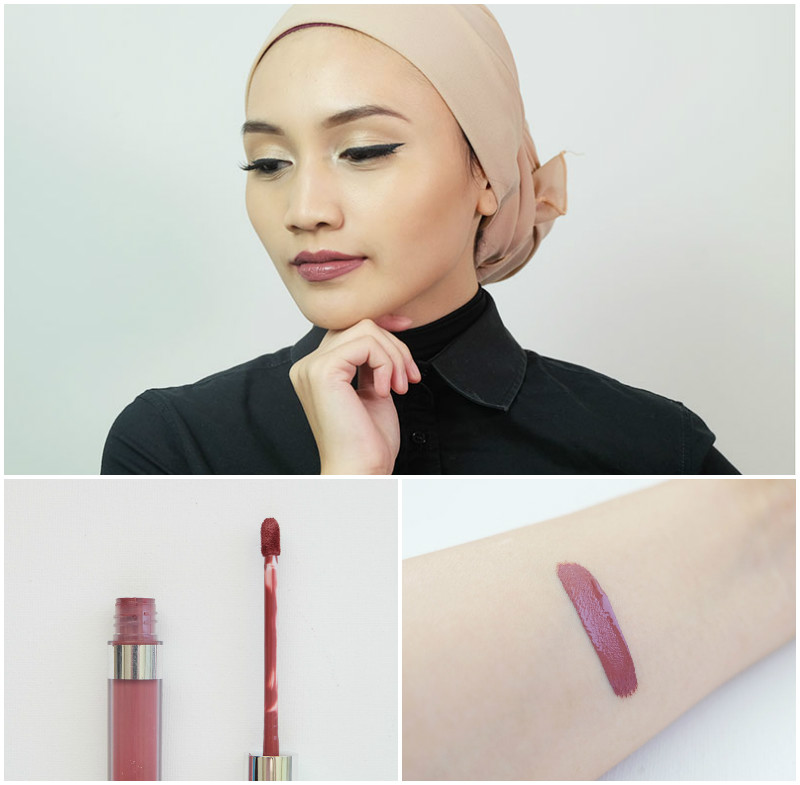Bash Harry Brunei Beauty Blogger Review ColourPop Ultra Matte Lip in Stingraye