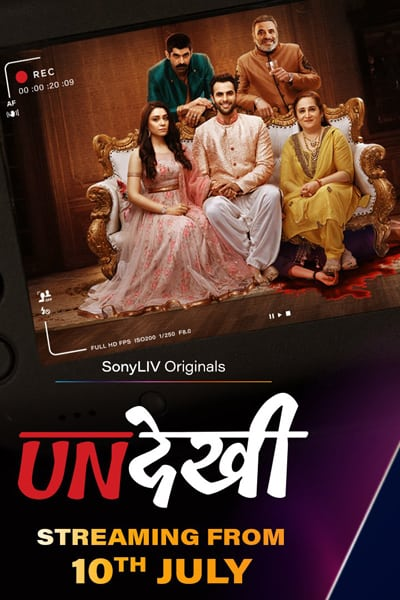Download Undekhi (2020) S01 Hindi Sonyliv WEB Series 480p | 720p WEB-DL