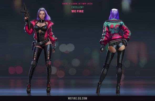Tian Zi artstation arte ilustrações fantasia ficção científica games mulheres