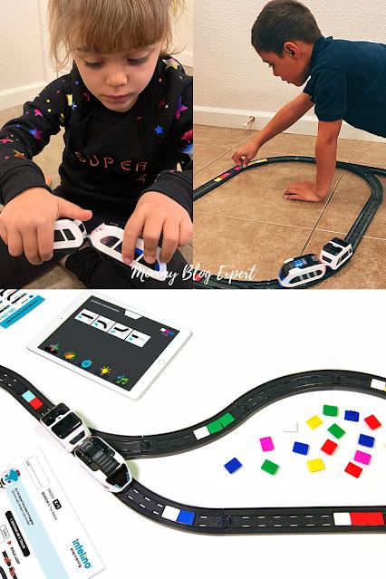 Train STEM Toy Girl Boy Play