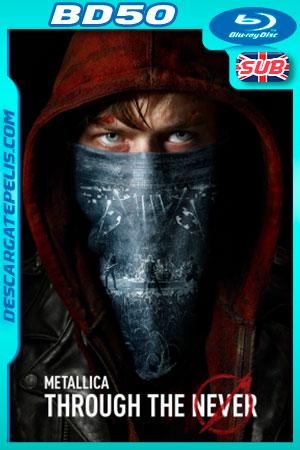 Metallica: Through the Never (2013) BD50