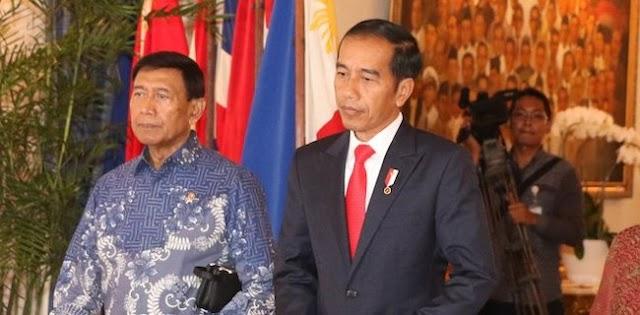 Wiranto: Jangan Buru-Buru Tuduh Jokowi Ingkar Janji Berantas Korupsi