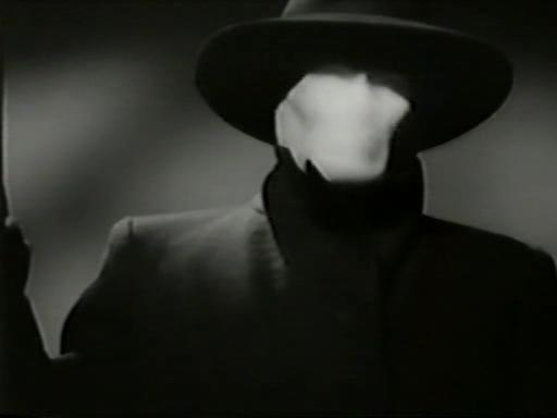 El hombre sin rostro1950