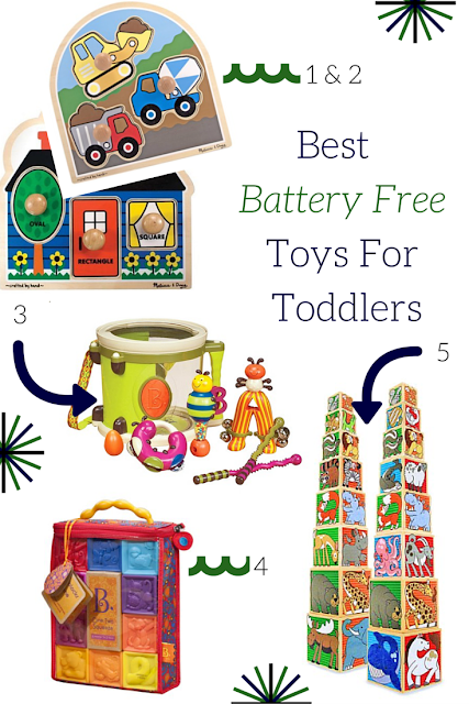 Best Battery Free Toys For Toddlers