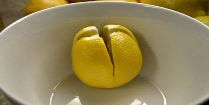 Cut A Lemon And Keep It In Your Bedroom. It Will Be Your Savior