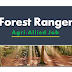 Forest Ranger Recruitment | Agri-Allied Govt. Jobs