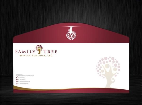 Phong bì thư độc đáo, sang trọng, đẳng cấp Family Tree