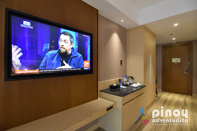BEST WESTERN METRO CLARK HOTEL REVIEW